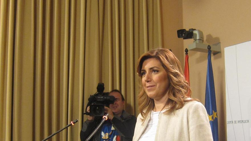 Susana Díaz afirma que los fondos públicos que no se destinen a lo que fueron concedidos se tienen que reintegrar