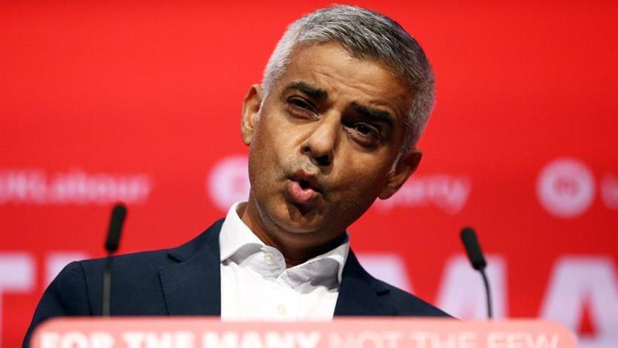"El alcalde de Londres pide un segundo referéndum sobre el ""brexit"""
