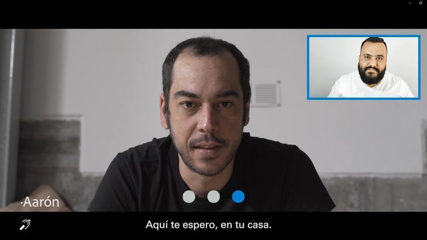 Los humoristas Aarón Gómez y Kike Pérez son los protagonistas de la nueva campaña del Cabildo de Tenerife.