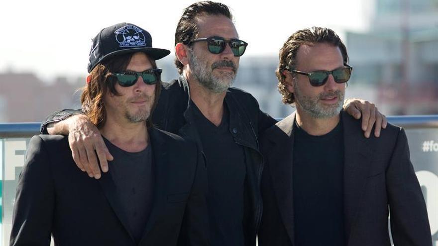 """The Walking Dead"", vuelve la serie que reina aún de capa caída"