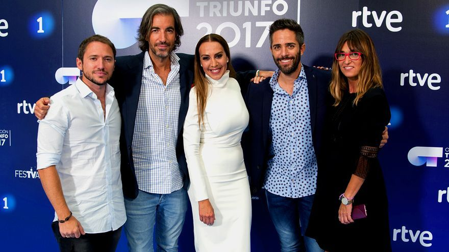 OT - Equipo de la nueva edición en TVE