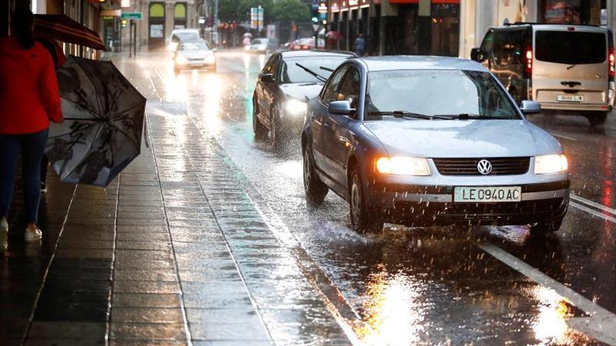 La gota fría amenaza con un fin de semana muy lluvioso e inestable