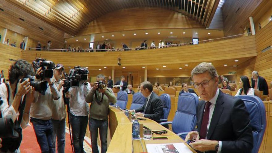 Núñez Feijóo pide la convocatoria de la Conferencia de Presidentes