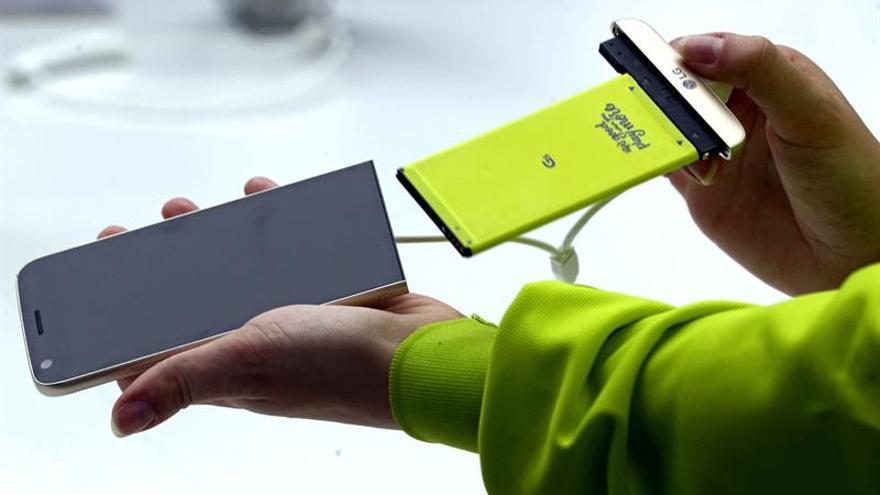 LG hace modular su móvil G5 y entra en la realidad virtual