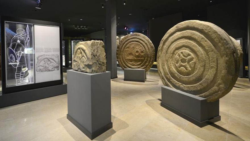 Actualmente, el Museo de Prehistoria se encuentra en los bajos del Mercado del Este.