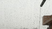 Entre el sol y la lluvia: la lotería de los chubascos marca la primera mitad de abril en Andalucía