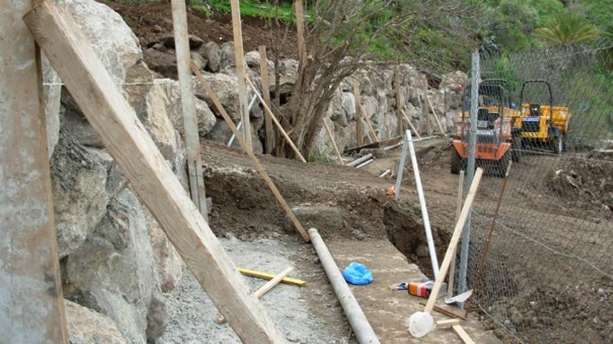 De las obras ilegales en Agaete #16
