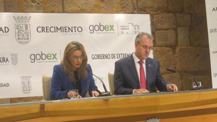 """El Gobierno extremeño mantendrá """"en breve"""" otra reunión con Hacienda para abordar la Deuda Histórica"""