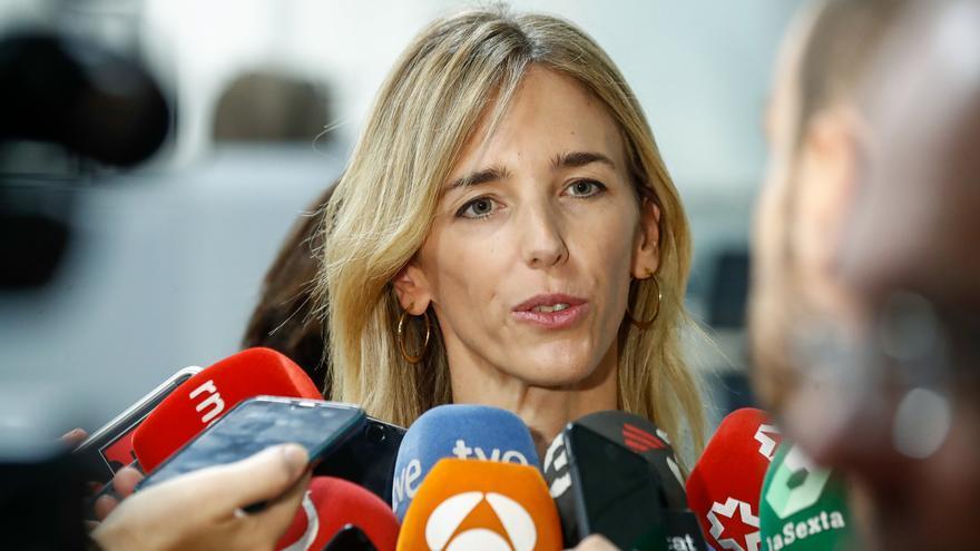 """Álvarez de Toledo emplaza a Vara, García Page y Lambán a que discrepen con """"la deriva reaccionaria"""" del PSOE"""