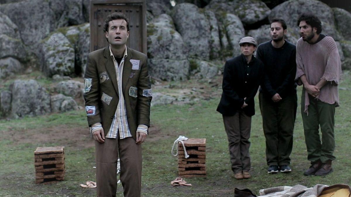 Imagen de la película 'Godot'.