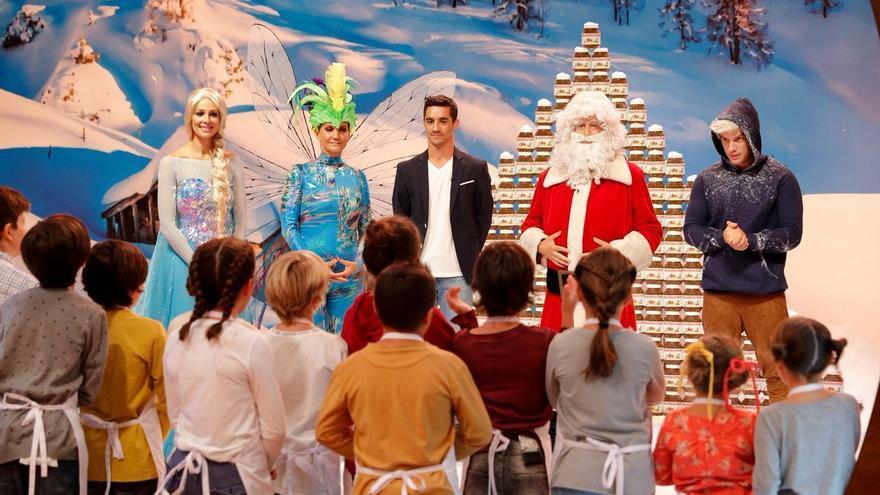 Masterchef Junior ya tiene fecha para volver a TVE por Navidad