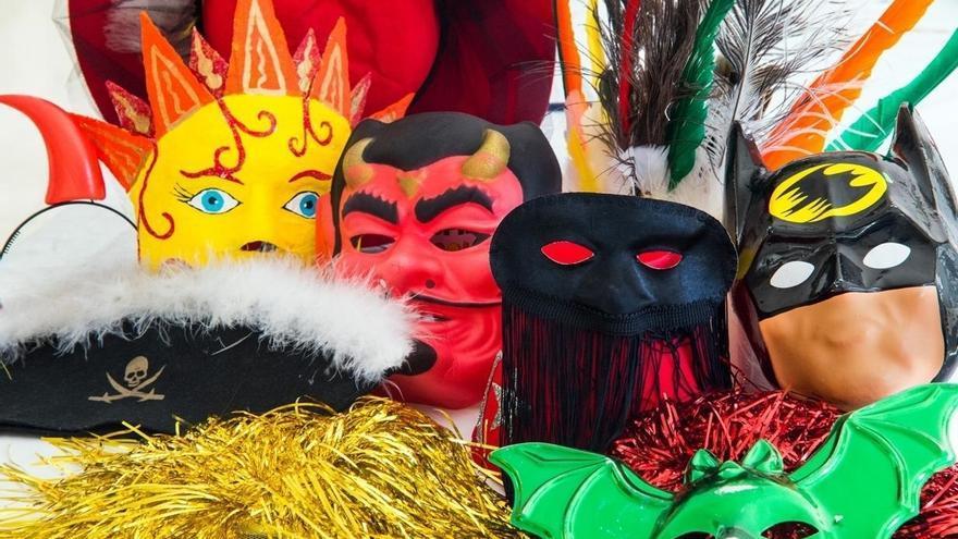 Consumo realizará inspecciones para comprobar la seguridad de los disfraces a la venta con motivo de los carnavales