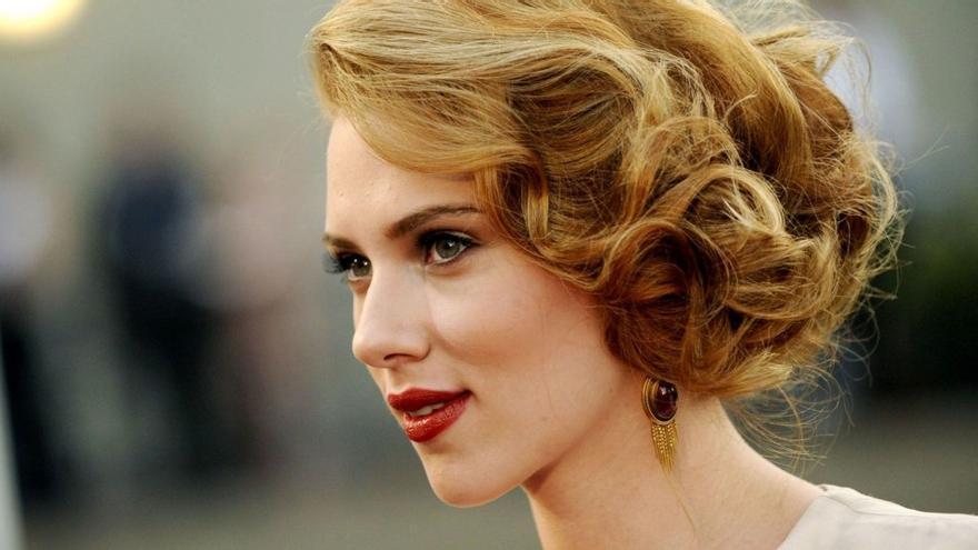 La actriz Scarlett Johansson