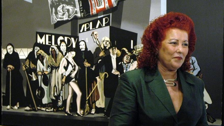 El juez investiga si Consuelo Císcar favoreció a su hijo artista desde el IVAM