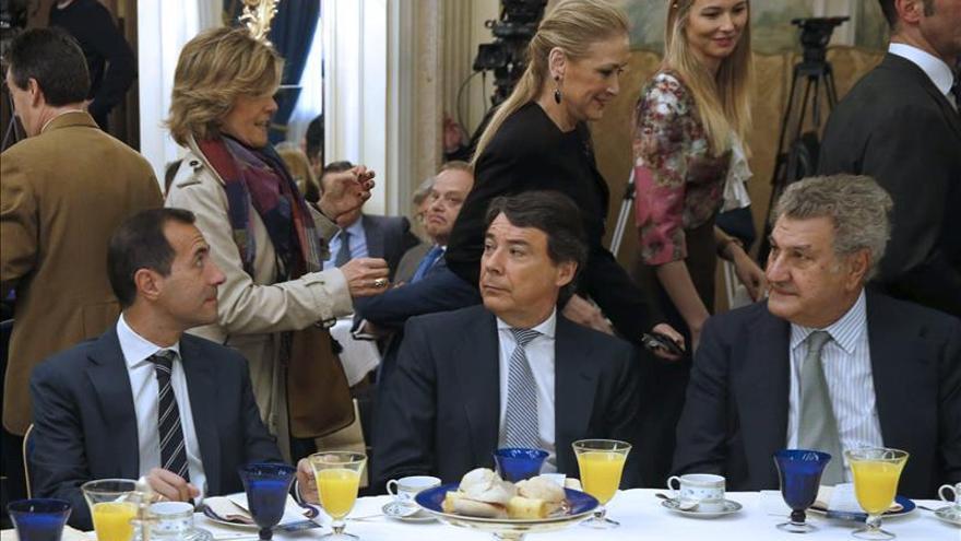 Desayuno con candidatos