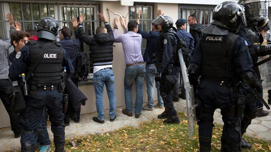 Disturbios en Kosovo por motivo de una ceremonia serbio ortodoxa