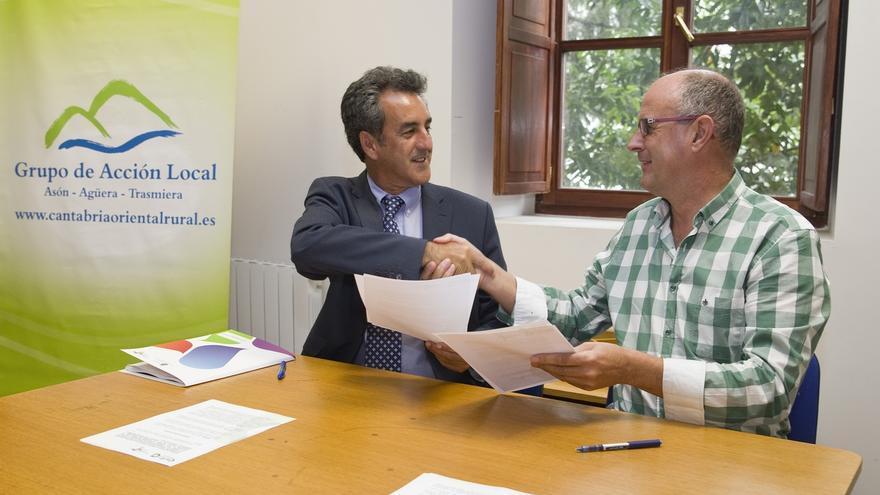 """Martín reitera su compromiso de """"dinamizar e impulsar"""" el turismo en el Asón-Agüera-Trasmiera"""