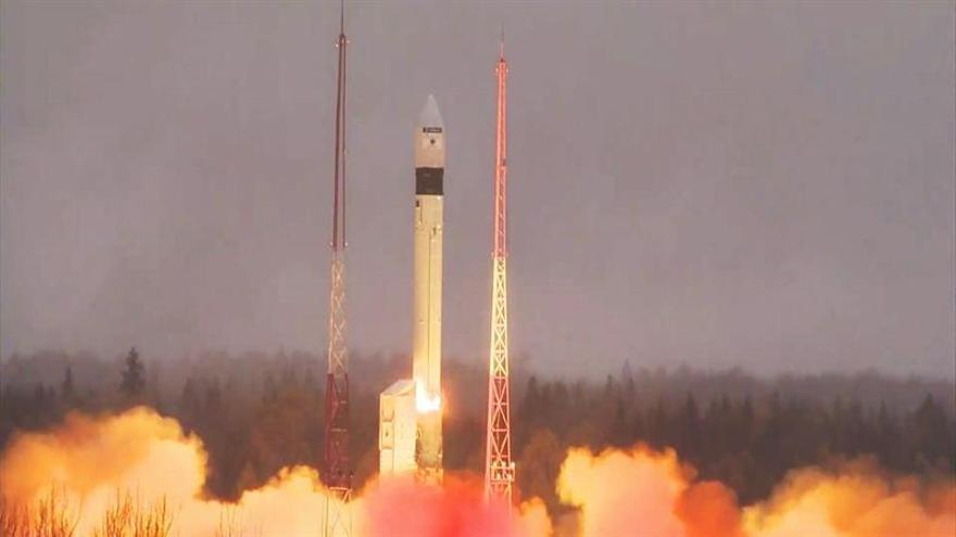 Lanzado al espacio el satélite que vigilará la contaminación del planeta