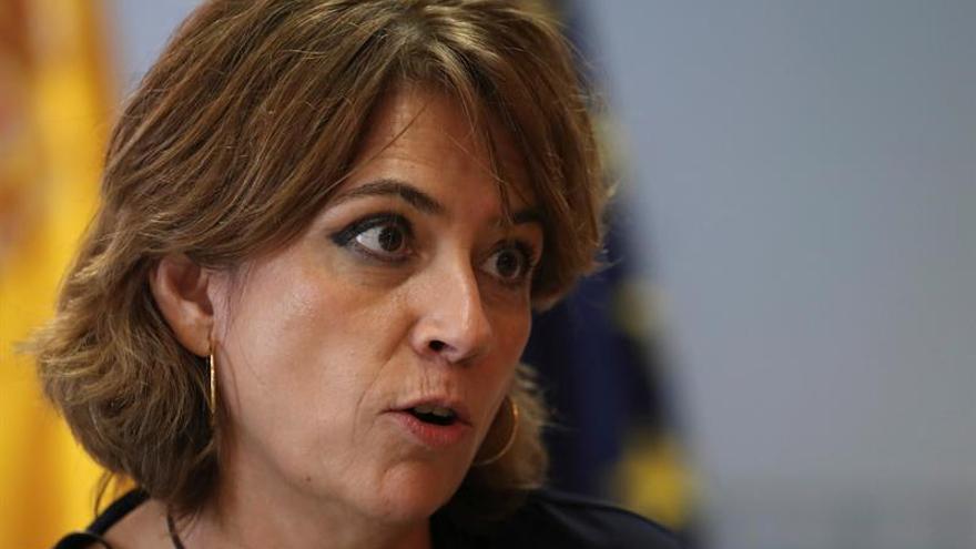 Delgado: La defensa de los intereses de España pasa por defender a Llarena