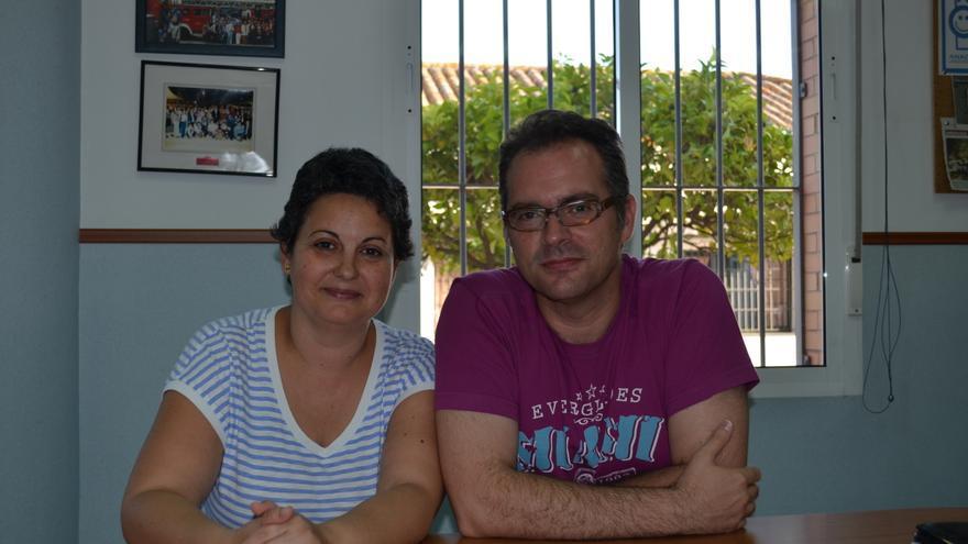 María José y Rafael forman parte de la Asociación para la Atención y Defensa del Niño y Adolescente Diabético de Sevilla