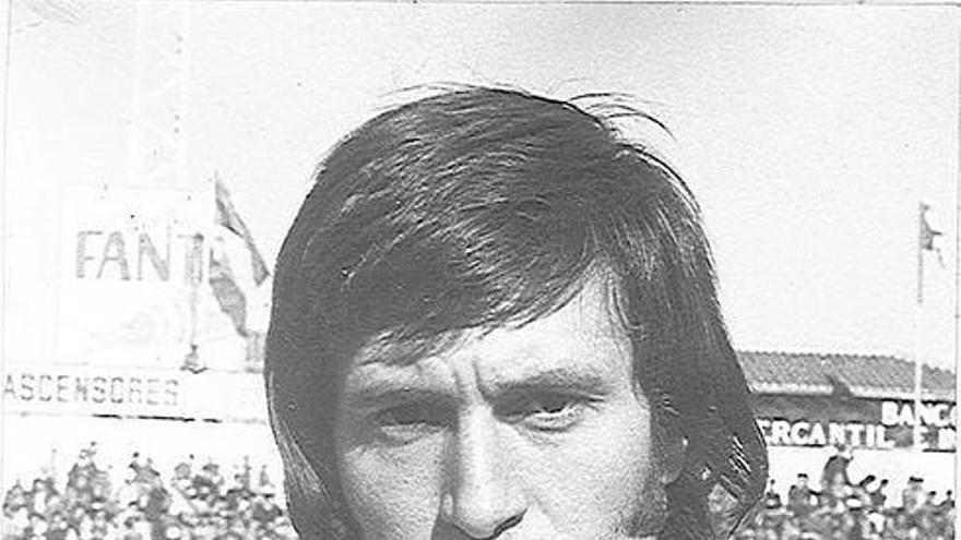 Ramón Lis, exjugador de fútbol del Granada en los años 70 y presunto testaferro del Rus, según la Gurdia Civil.