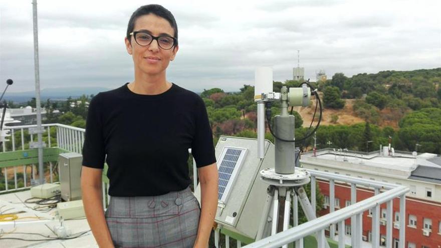La Aemet activa experimento para medir gases de efecto invernadero en ciudades