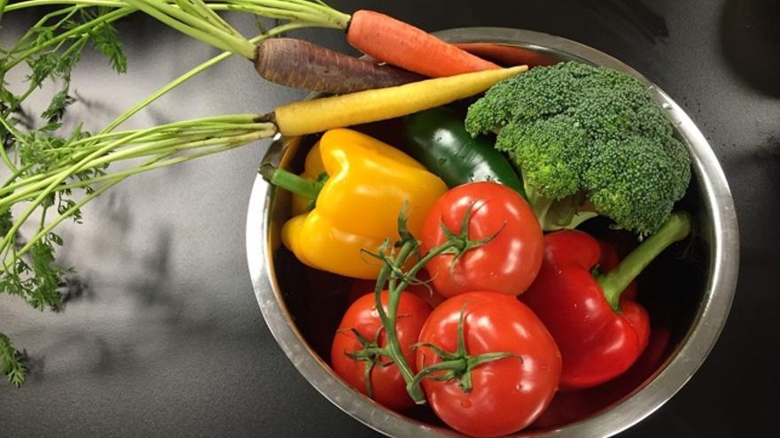 Cómo limpiar las frutas y hortalizas de pesticidas