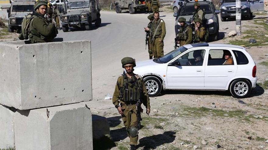 Un atacante palestino muerto tras apuñalar a dos israelíes en Jerusalén