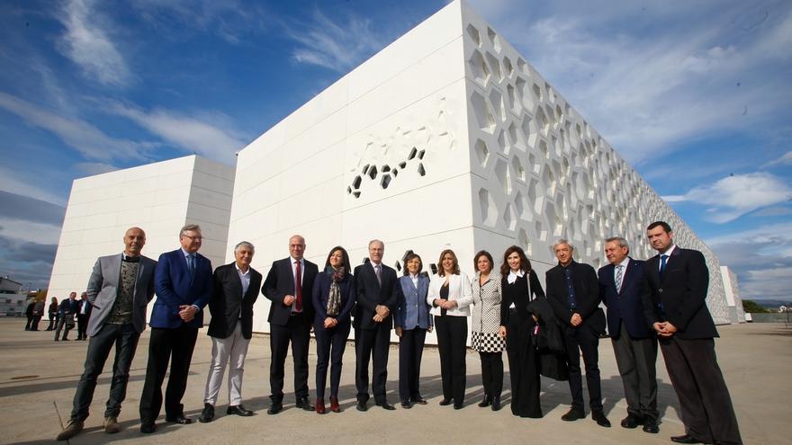 Díaz destaca que el Centro de Creación Contemporánea es una oportunidad para Andalucía y para Córdoba