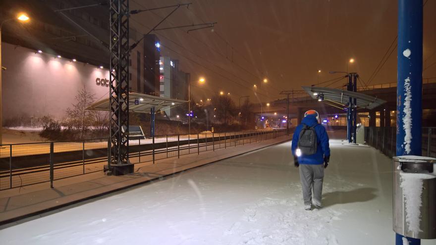 Finlandia experimentará con la renta básica a partir de 2017. FOTO: Flickr / Helem Penjam estación de Kapyla