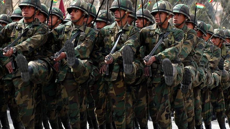 Procesan a soldados bolivianos que entraron armados a territorio chileno