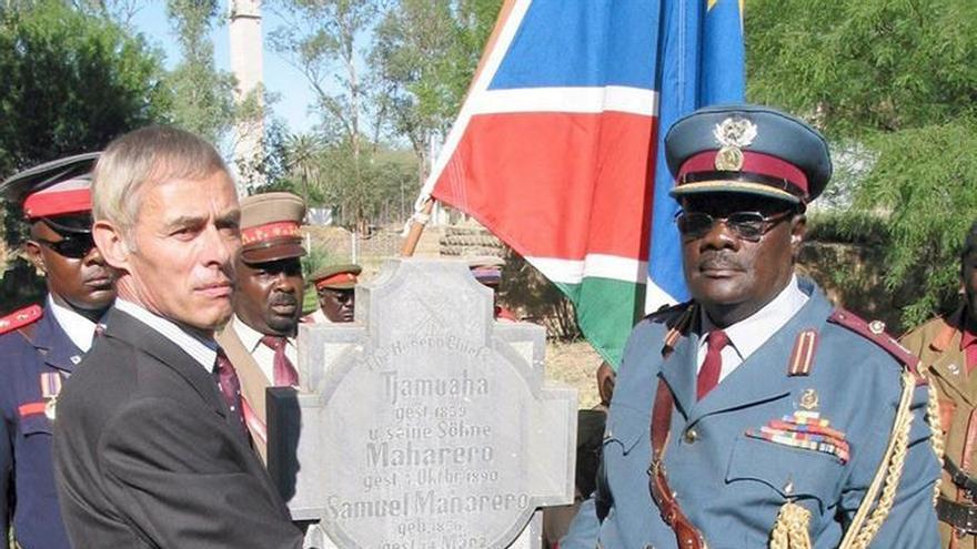 París arroja luz sobre el primer genocidio del siglo XX, el de Namibia