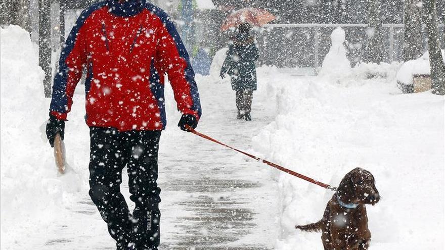 El temporal persiste y pone en alerta a veintiocho provincias, tres en roja