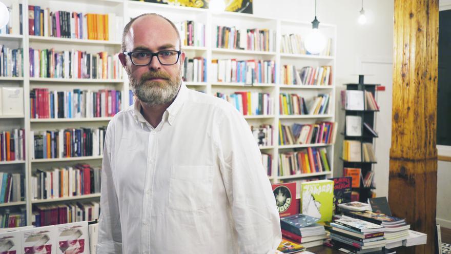 El periodista y activista social Paco Gómez Nadal.