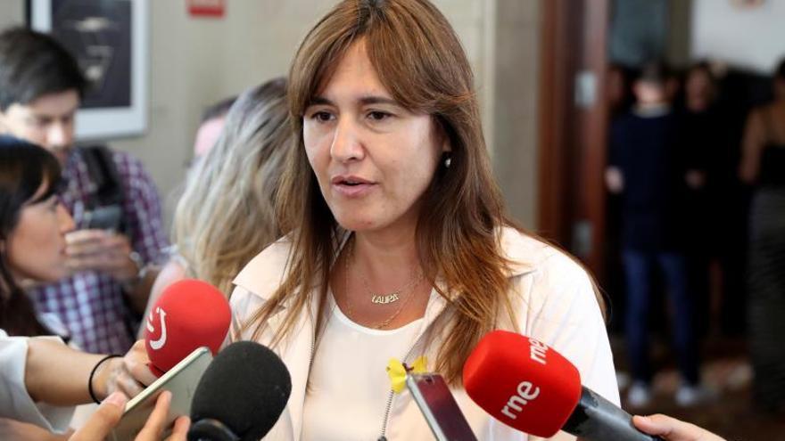 JxCat acusa a Sánchez de pensar en elecciones y no buscar el acuerdo