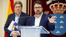 Antona incluye a Gabriel Mato, su principal valedor en política, en el equipo negociador del pacto con CC