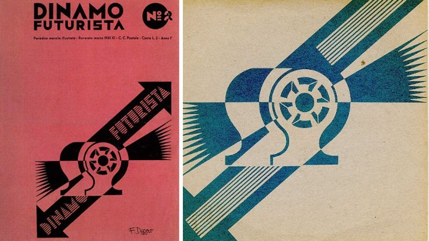 La Dinamo Futurista (Depero, 1933) - Procession (Joy Division 1981)