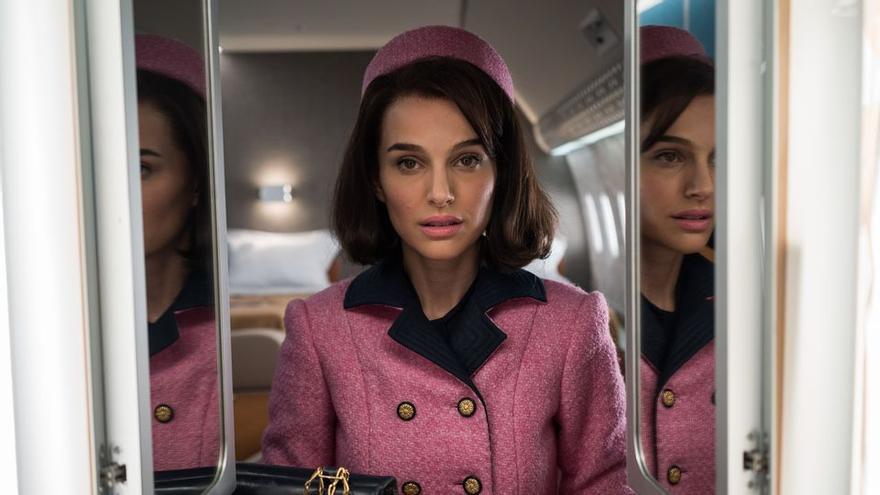 Natalie Portman, en un fotograma de la película 'Jackie'