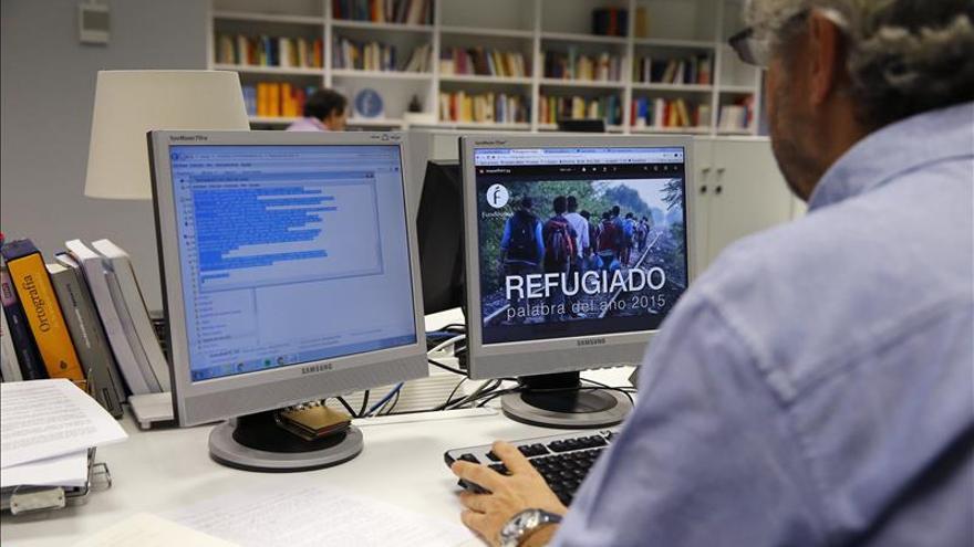 La riqueza léxica de los diarios españoles se mantiene estable desde 1914