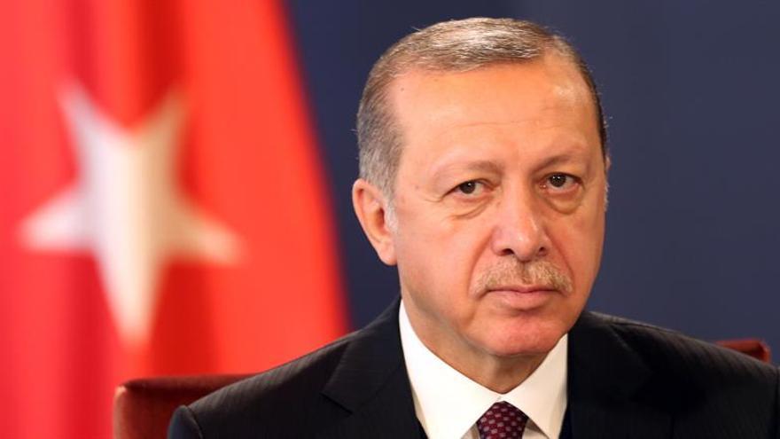Erdogan advierte que trasladar la embajada de EEUU a Jerusalén ayudará al terrorismo
