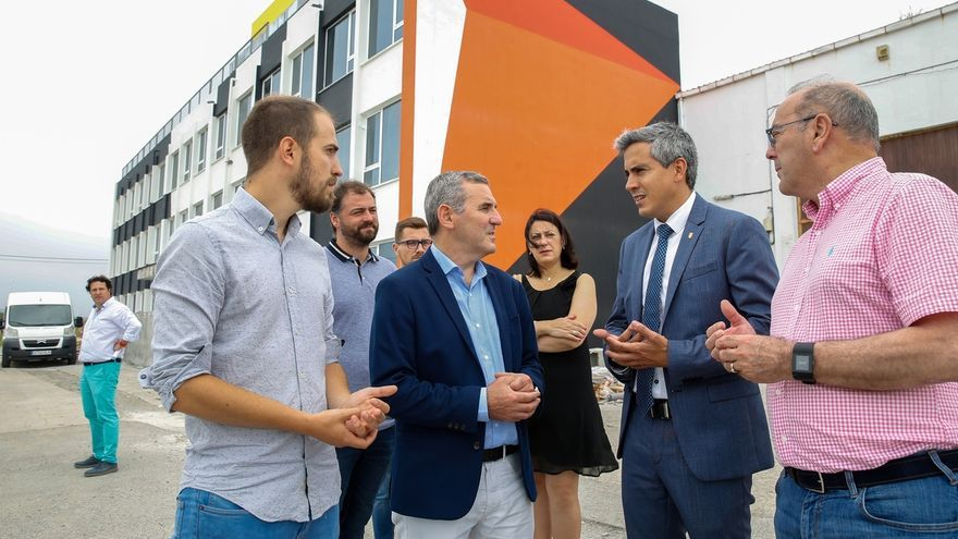 """Zuloaga asegura el """"respaldo"""" del Gobierno a los """"grandes proyectos"""" del municipio para esta legislatura"""