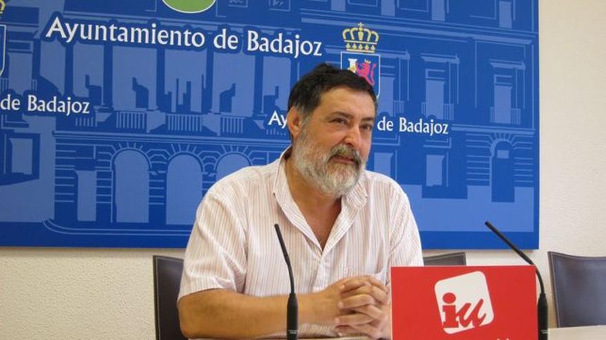 Manuel Sosa, IU Badajoz