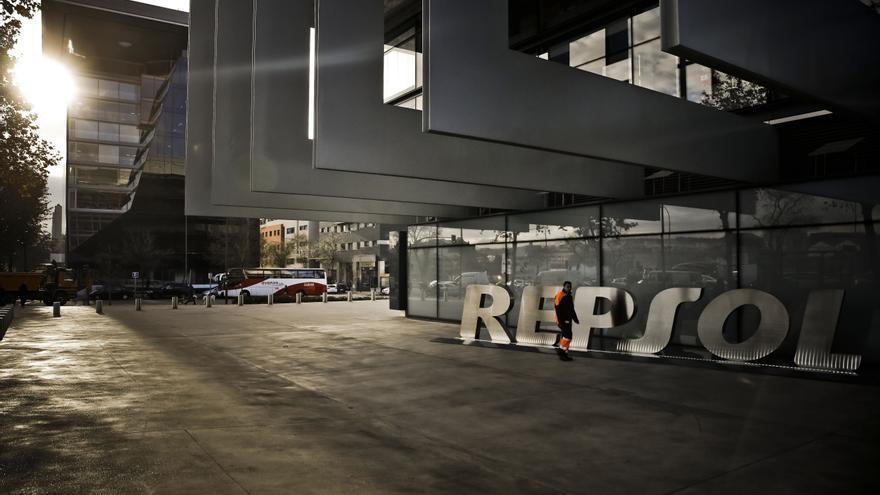 Comienza el juicio de los activistas climáticos por protestas contra Repsol