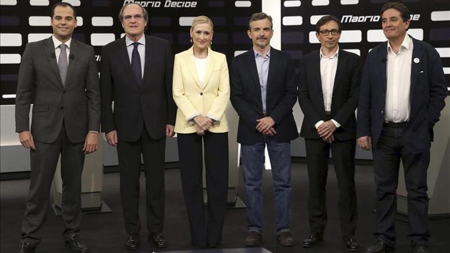 El debate electoral de Telemadrid se convierte en 'trending topic' mundial