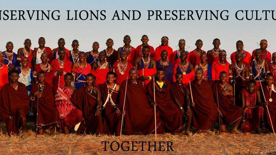 Todos los 'Lion Guardians' @ Philip J. Briggs