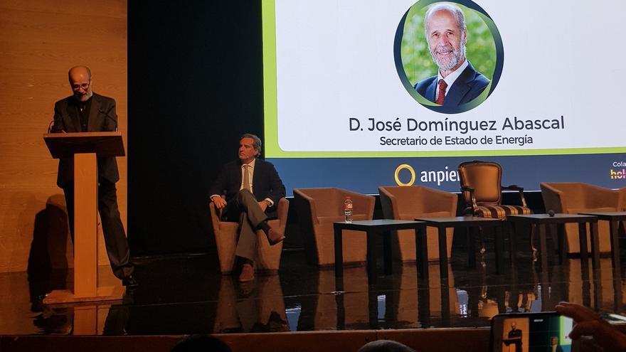El secretario de Estado de Energía, José Domínguez