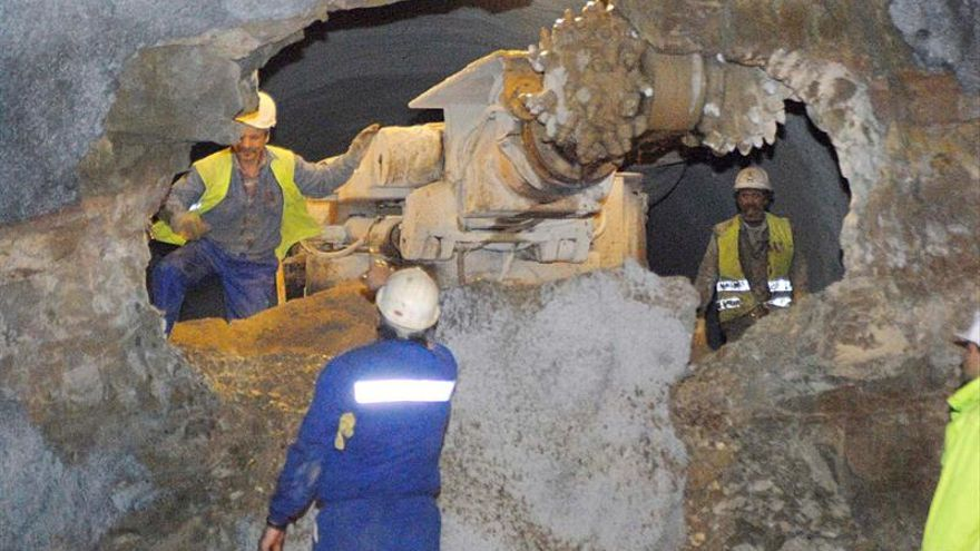La UTE Túnel Glories niega ser responsable de los retrasos de las obras