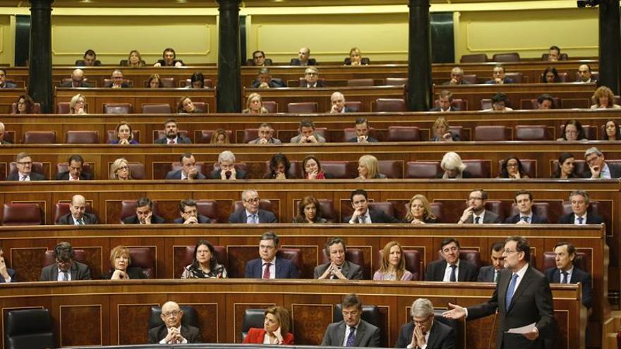 El Congreso prevé subir hoy el sueldo de los diputados un 1 por ciento