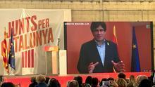 Los juristas discrepan sobre la legalidad de investir a Puigdemont sin estar en el Parlament
