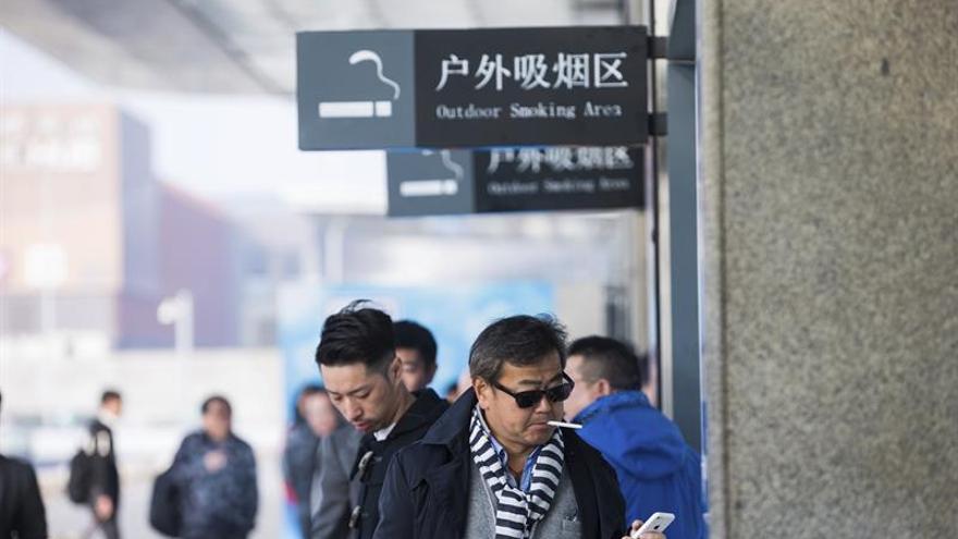 OMS: la adicción al tabaco podría impedir la reducción de la pobreza en China